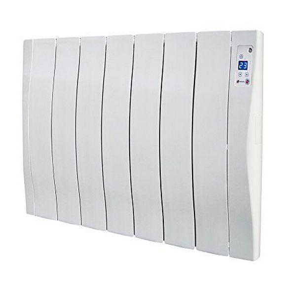 Grzejnik cyfrowy bez płynu (7 żeberek) Haverland WI7 1000W Biały
