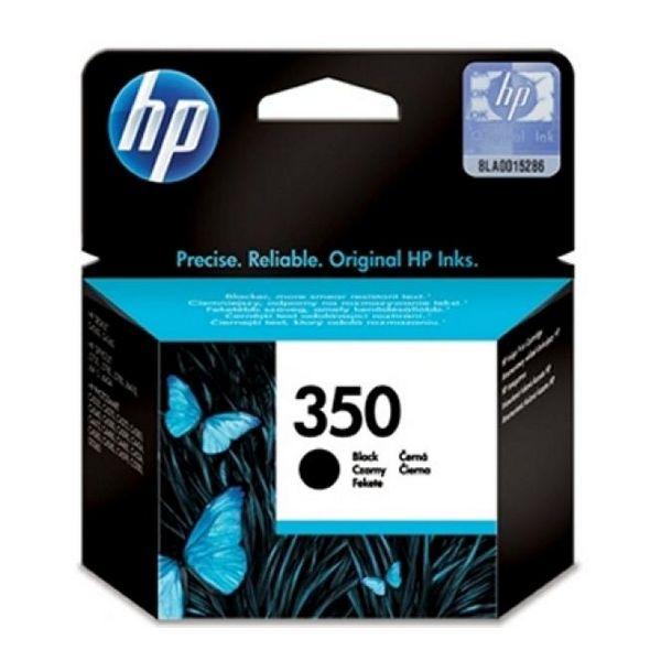 Originální inkoustové náplně Hewlett Packard CB335EE Černý