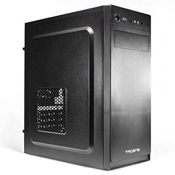 Semi Wieża ATX/mATX Tacens 2MAGISTER USB 3.0 HD Czarny