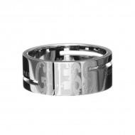 Pánsky prsteň Guess UMR11101-64 (20,5 mm)