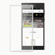 Puzdro na mobil Sony Xperia L1 Flex TPU Transparentná