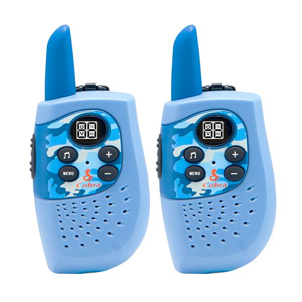 Přenosná vysílačka Cobra PMR HM230 3 KM Modrý