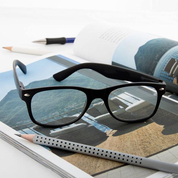Okulary Korekcyjne Retro do Czytania - +3,00