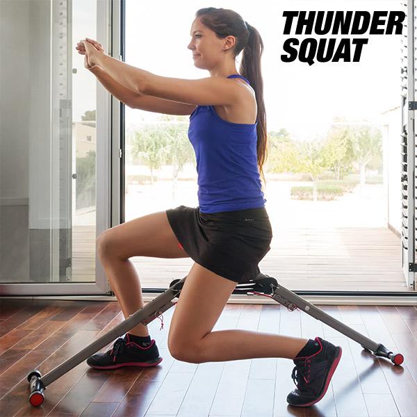Posilovací Přístroj Thunder Squat