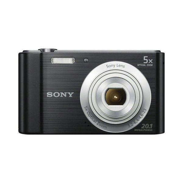 Aparat kompaktowy Sony DSCW800B Czarny