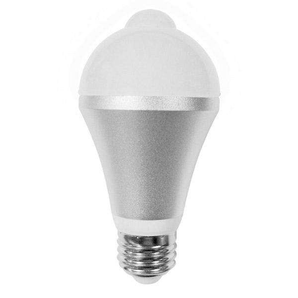 Žárovka s Pohybovým Čidlem Omega E27 6W 450 lm 2700 K Teplé světlo