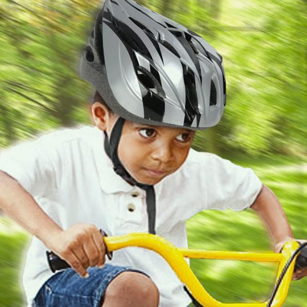 Dětská Cyklistická Přilba - M