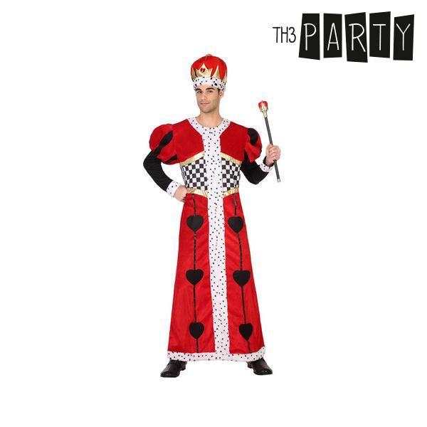 Kostým pro dospělé Th3 Party Srdcový král - XL