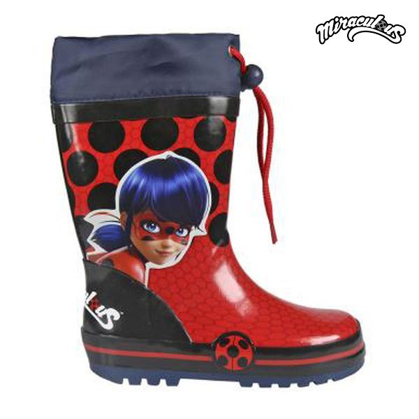 Dětské boty do vody Lady Bug 7244 (velikost 27)