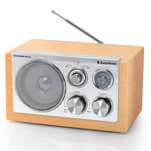Audiosonic RD1540 Retro Rádio