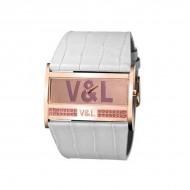 Dámske hodinky V&L VL036605 (47 mm)