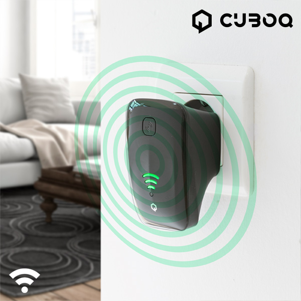 Repeater Wifi 300 Mbps CuboQ