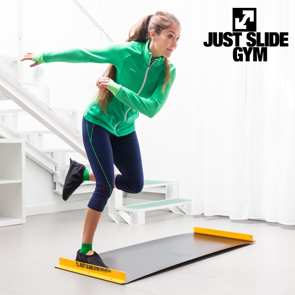 Mata Ślizgowa Fitness Just Slide Gym