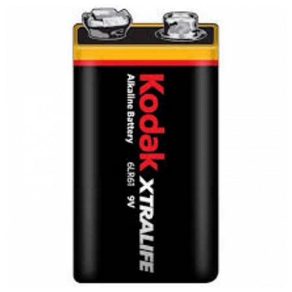 Alkalická baterie Kodak 9 V
