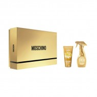 Souprava sdámským parfémem Fresh Couture Gold Moschino (2 pcs)