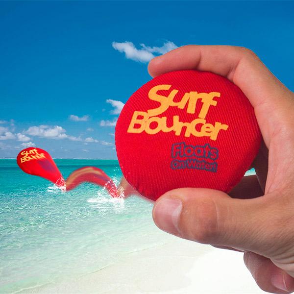 Skákající Disk do Vody Surf