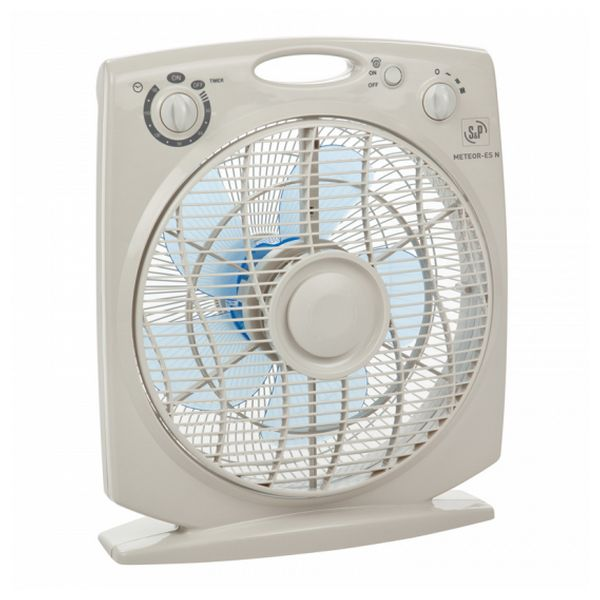 Podlahový ventilátor S&P 69711 Šedý