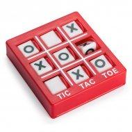 Piškvorky tic-tac-toe - Červené