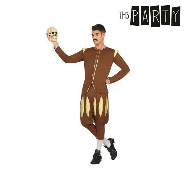 Kostým pro dospělé Th3 Party Básník - XL