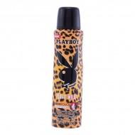 Dezodorant w Sprayu Play It Wild Her Playboy (150 ml)