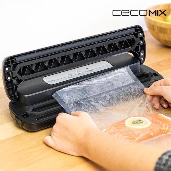 Urządzenie do Pakowania Próżniowego i Zgrzewania Cecomix Sealvac 4049