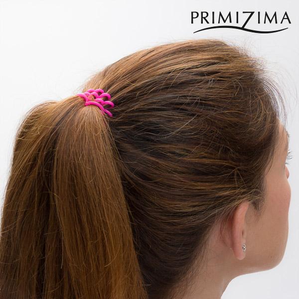 Gumičky do Vlasů Spiral Primizima (5 kusů)