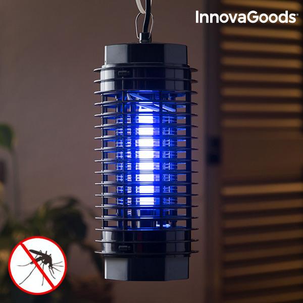 Světelný Lapač Hmyzu KL-1500 InnovaGoods 4W Černý