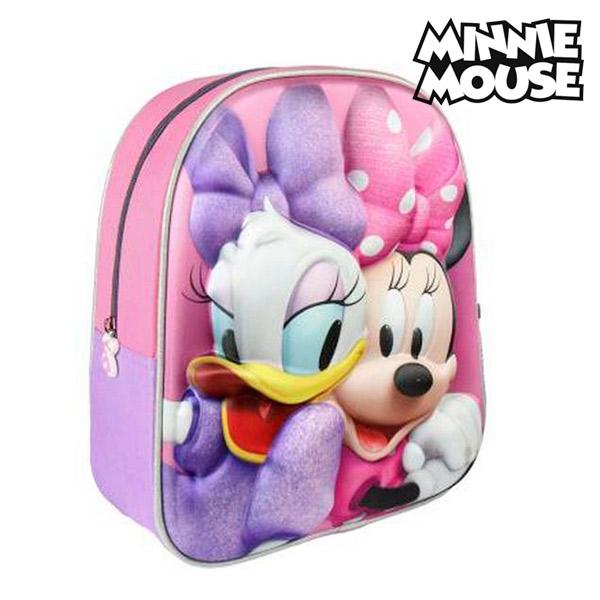 Školní batoh 3D Minnie Mouse 8058
