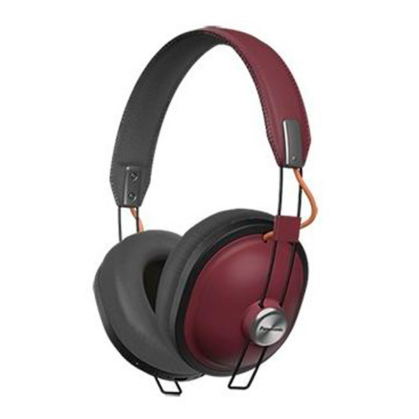 Sluchátka s Bluetooth Panasonic RP-HTX80BE-R Červený