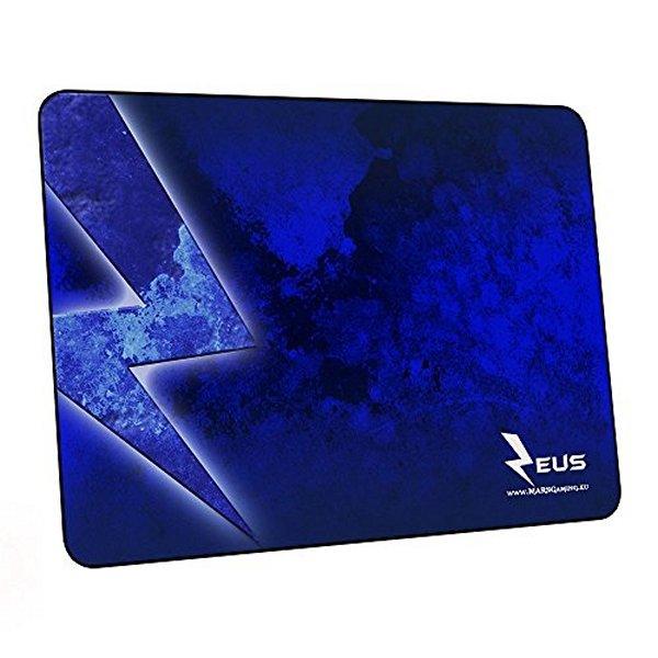 Podkładka pod Myszkę Gaming Tacens MMPZE1 MMPZE1 Czarny Niebieski