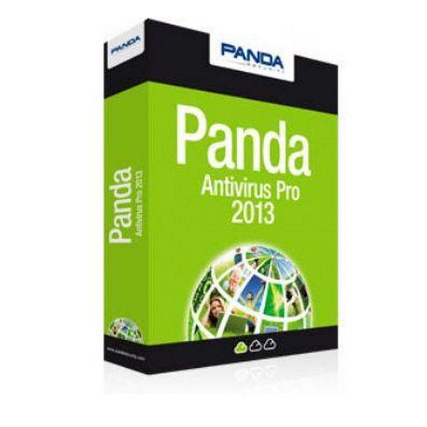 Antywirus Panda Antivirus Pro 2013