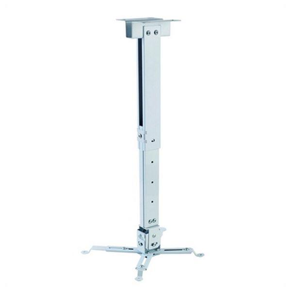 Naklápěcí Otočný Stropní Držák na Projektor iggual STP02-S IGG314579 -22,5 - 22,5° -15 - 15° Hliník