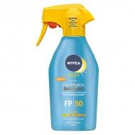 Ochranný spray proti slunci Protege & Broncea Nivea SPF 50 (300 ml)