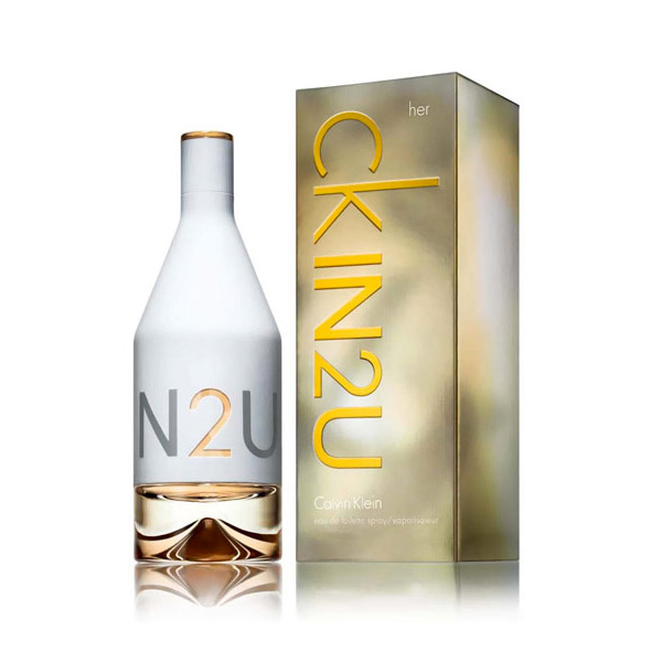 Women's Perfume Ck I Calvin Klein EDT N2U HER - 150 ml