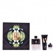 Souprava spánským parfémem Ch Men Privé Carolina Herrera (3 pcs)