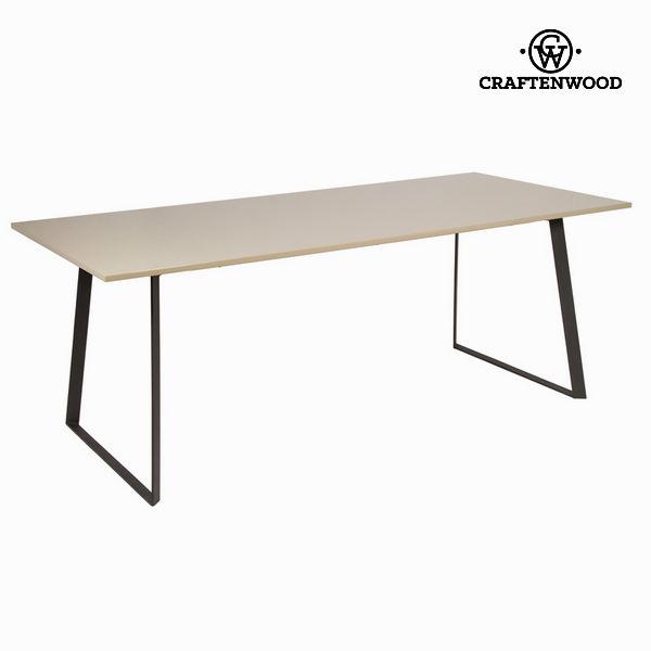 Stół do jadalni liv mokka szary - Modern Kolekcja by Craftenwood