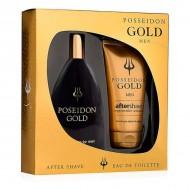 Zestaw Kosmetyków dla Mężczyzn Gold Posseidon (2 pcs)