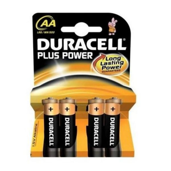 Baterie Alkaliczne DURACELL DURLR6P4B