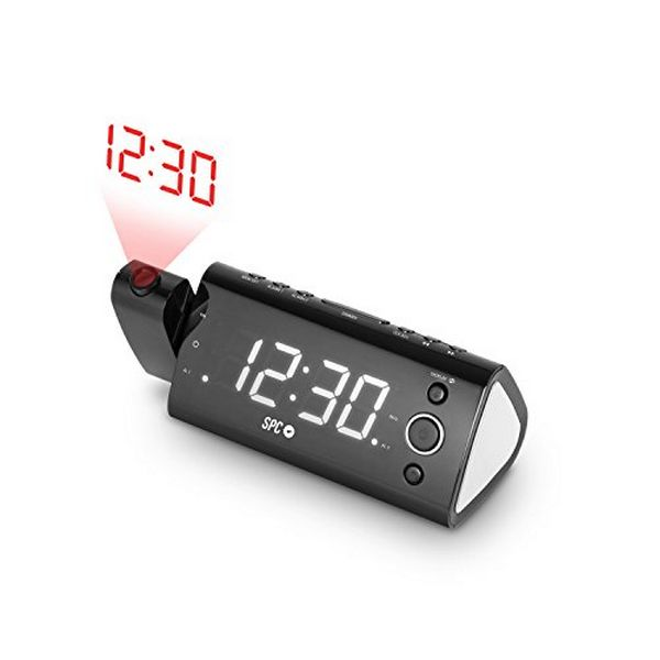 Radiobudzik z projektorem LED SPC 4571B 1.2