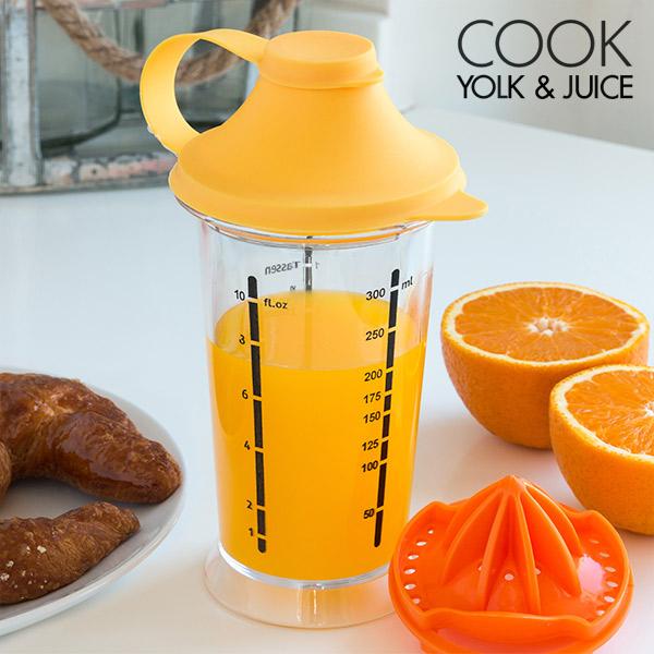 Mixovací Nádoba s Odšťavňovačem Cook Yolk & Juice