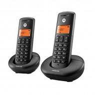 Telefon fără Fir Motorola F52000K50O2AES03 (2 Pcs) Negru