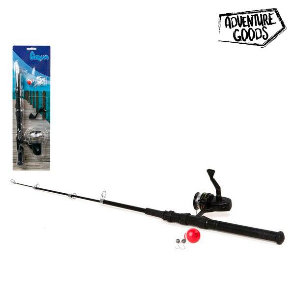 Rybářský prut Adventure Goods (150 cm)