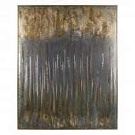 Olejomalba Abstract (80 x 4 x 100 cm)