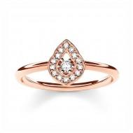 Dámsky prsteň Thomas Sabo TR2069-416-14 (17,2 mm)