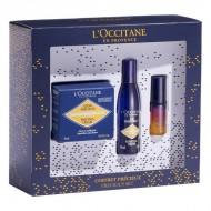 Souprava sdámskou kosmetikou Immortelle L'occitane (3 pcs)