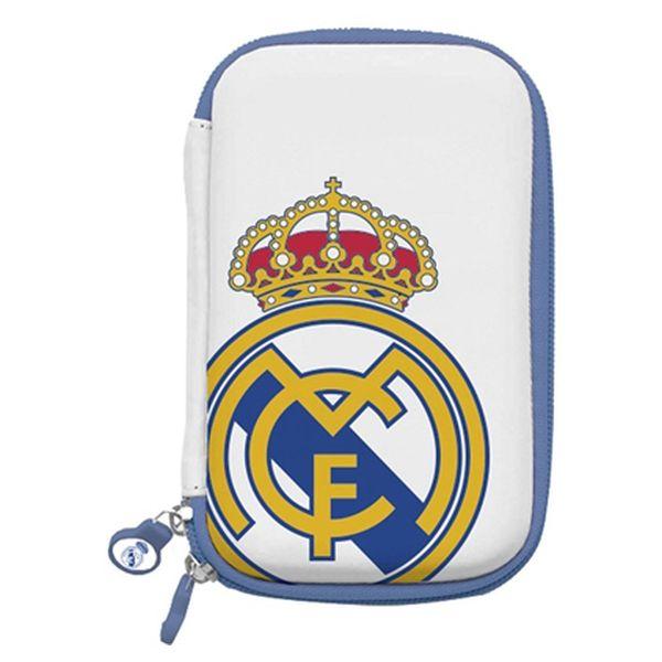 Pokrowiec na Dysk Twardy Real Madrid C.F. RMDDP001 3,5