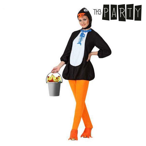 Kostium dla Dorosłych Th3 Party Pingwin - XS/S