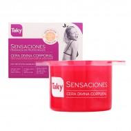 vosk na odstranění chloupků na těle Sensaciones Taky (400 g)