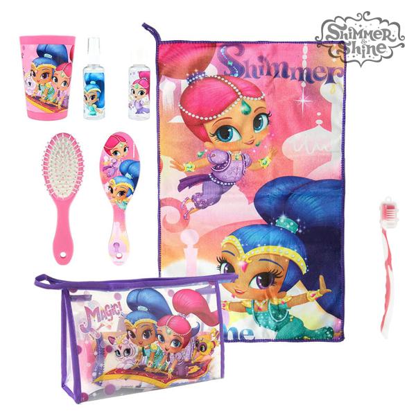 Kosmetická taštička s doplňky Shimmer and Shine 3622 (7 pcs)