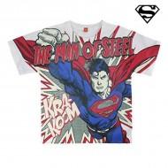 Koszulka z krótkim rękawem Superman 8125 (rozmiar 7 lat)